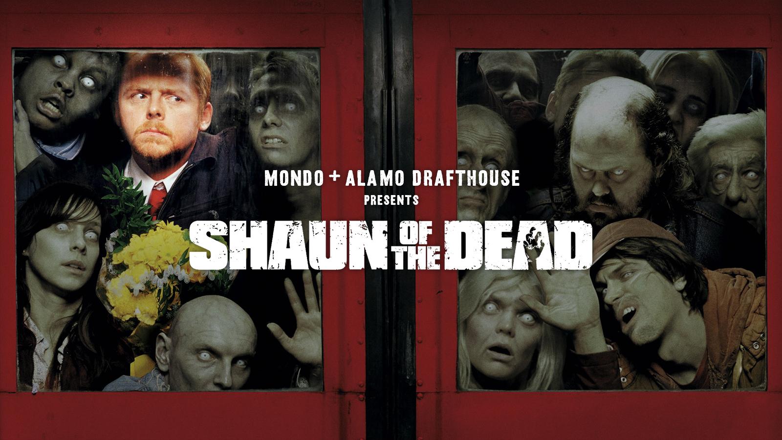 Shaun Of The Dead Alamo Drafthouse Cinema