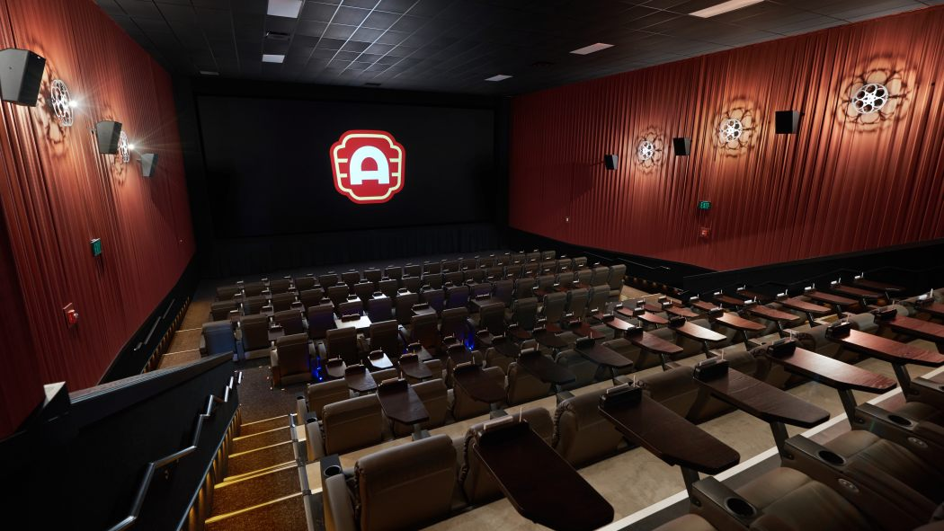 Alamo Drafthouse Mueller And Barrel O Fun To Open March