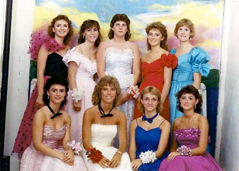 Prepare For The Totally 80s Prom Party With These Awesome 80s Prom