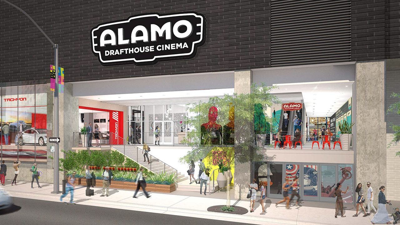 Alamo Restaurant Kansas City