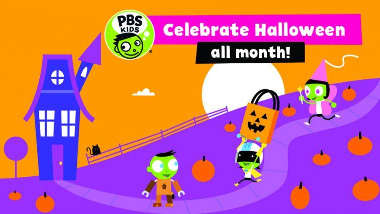 pbs kids at the alamo halloween special alamo drafthouse cinema - Kids Halloween Pics