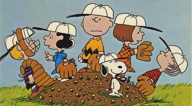 Still from A BOY NAMED CHARLIE BROWN