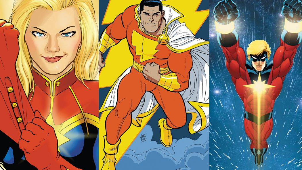 A Brief History Of The Captain Marvel S National News Alamo Drafthouse Cinema It appears you may have compatibility view enabled, or you may be using an older version of the if you are using an older web browser, please update your web browser to the latest version to enjoy. a brief history of the captain marvel s