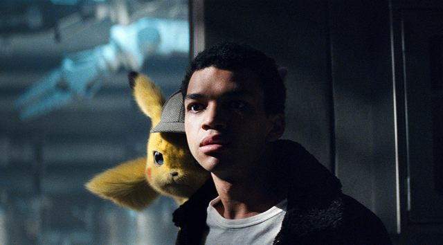 Still from 2D POKÉMON DETECTIVE PIKACHU
