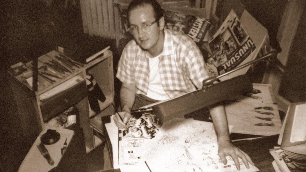 Steve Ditko The Father Of Doctor Strange National News