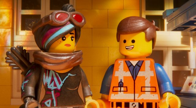 Still from 2D THE LEGO MOVIE 2: THE SECOND PART