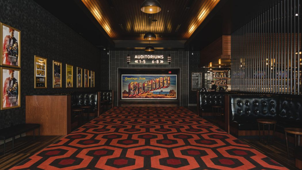 Food And Drink: Alamo Drafthouse LaCenterra