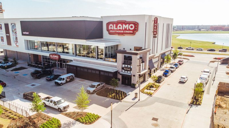Directions And Parking For Alamo Drafthouse Cinema Las