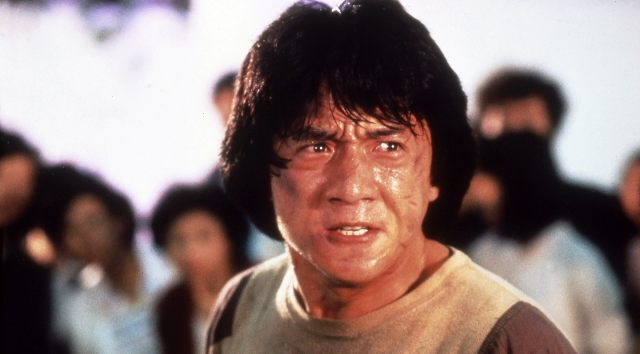 Still from Fist City: POLICE STORY
