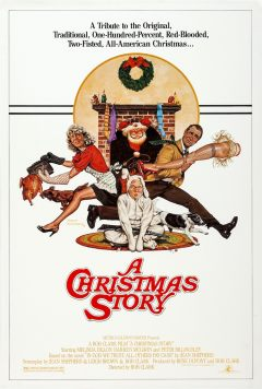 a two fisted red blooded christmas classic - When Was A Christmas Story Made