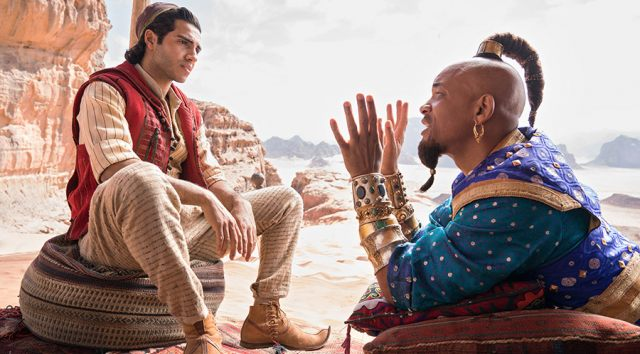 Still from 2D ALADDIN (2019)