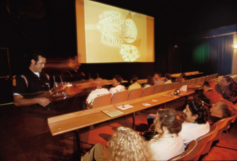 History About Alamo Drafthouse Cinema