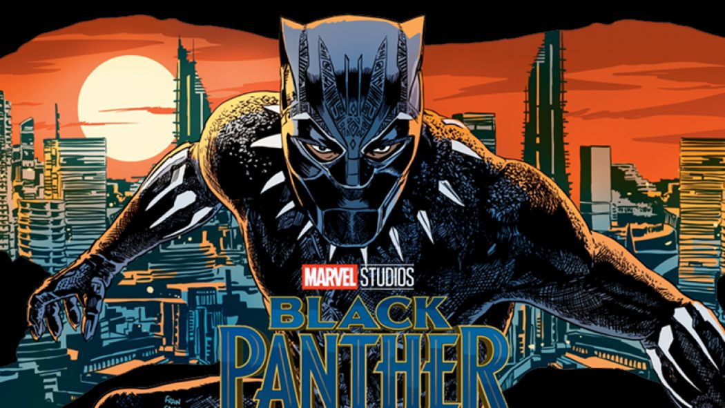 Watch The Throne Black Panther Is Almost Here