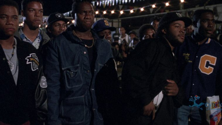 boyz n the hood deviance Boyz n the hood many theories can be applied to the film boyz n the hood, as the main characters struggle with deviance and conformity while living in a rough, lower class neighborhood all three characters live in the same neighborhood and are exposed to the same violent context and atmosphere, although, they all respond differently to the different context and influences at home.