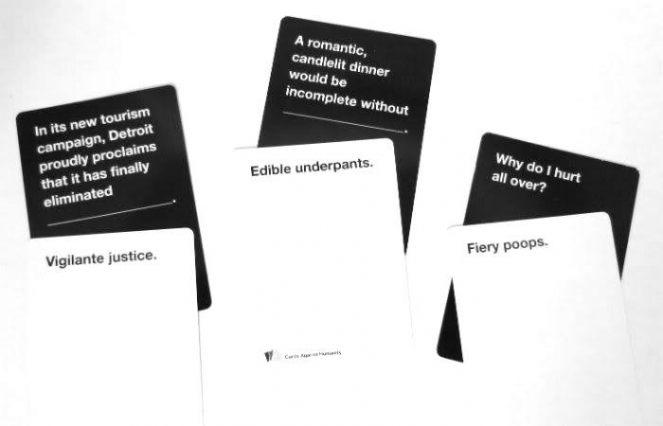 cards against humanity alamo drafthouse cinema