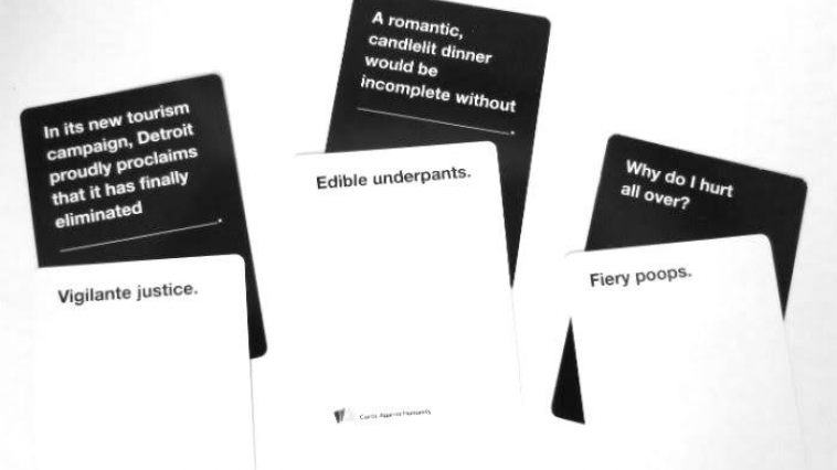 cards against humanity online multiplayer