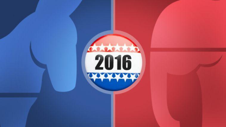 Image result for 2016 presidential debate