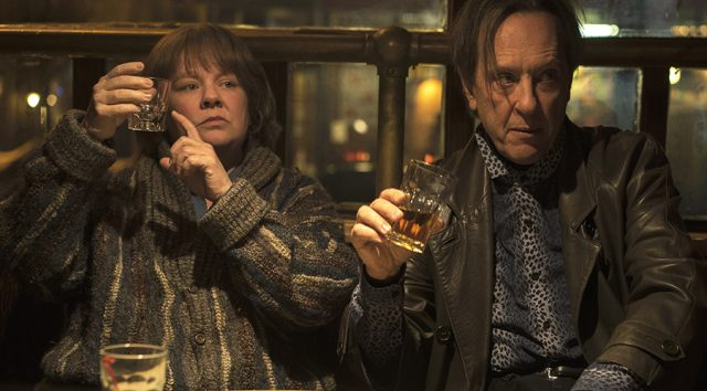Still from CAN YOU EVER FORGIVE ME?