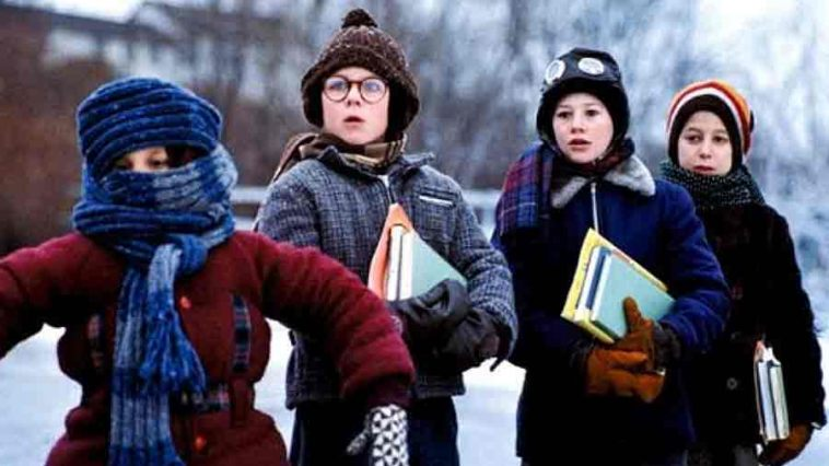 a christmas story - When Was A Christmas Story Made