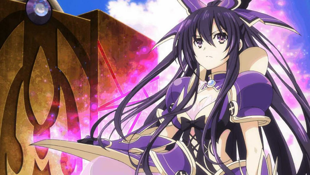Funimation At The Movies Date A Live Alamo Drafthouse