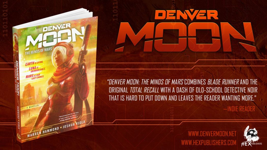 Denver Moon The Minds Of Mars Launch Party Total Recall