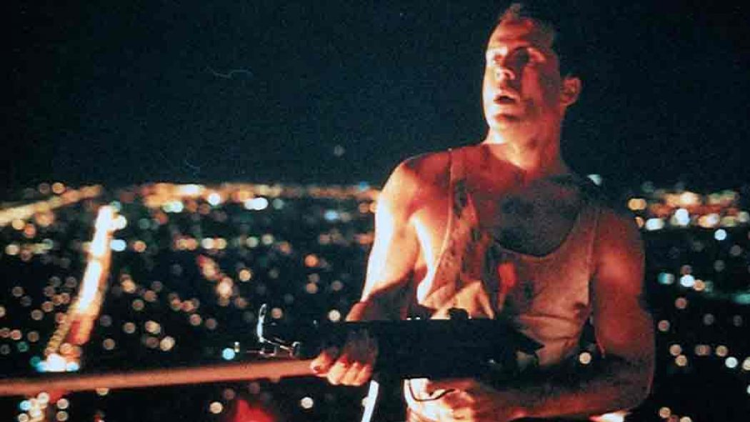 Die Hard Alamo Drafthouse Cinema