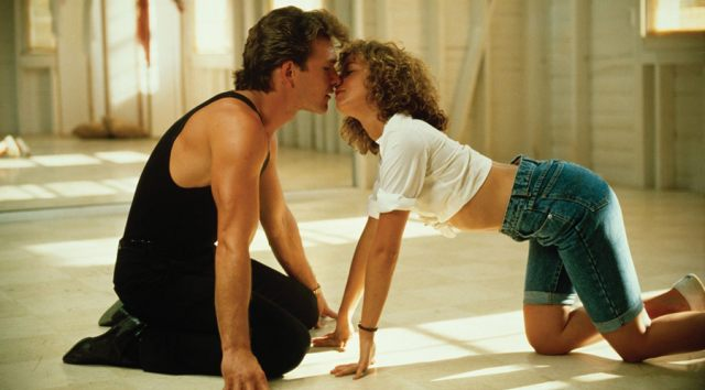 Still from DIRTY DANCING Movie Party