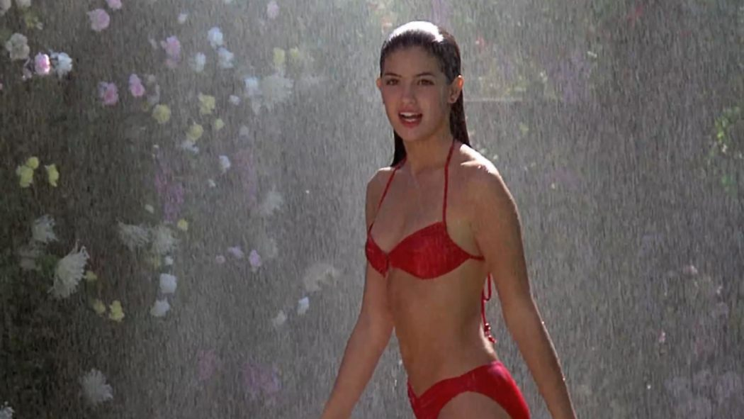 Fast times at ridgemont high boob scene