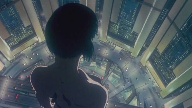 ghost in the shell 1995 english sub 1080p