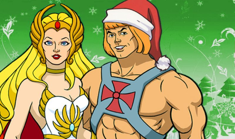 He Man Christmas.Crazy Cool Christmas Cartoon Cereal Party This Saturday