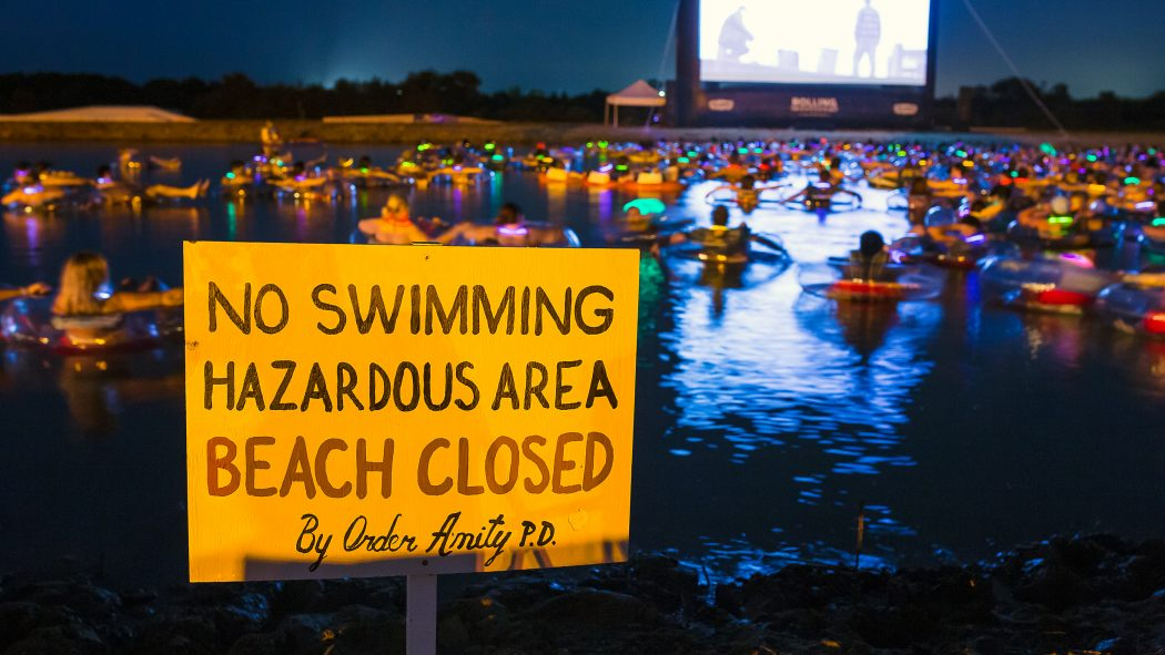 Jaws On The Water Returns National News Alamo
