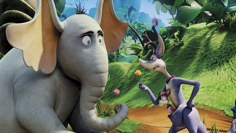 Horton Hears A Who Whoville People