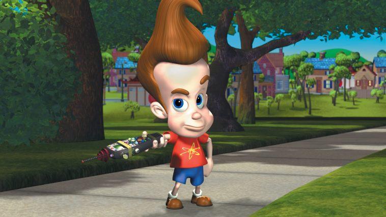 Jimmy neutron boy genius