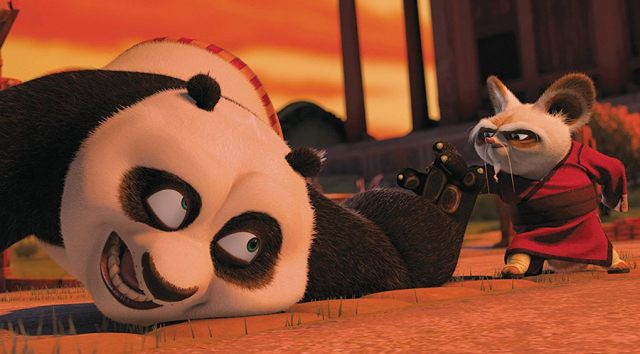 Still from Kids Camp: KUNG FU PANDA