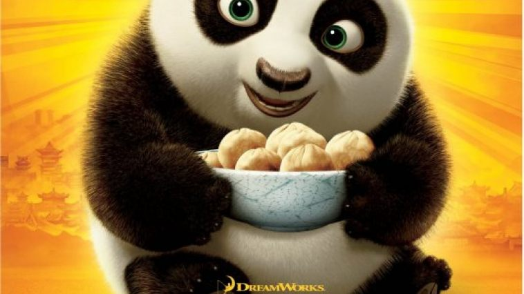 Pin Baby Po Kung Fu Panda Wallpaper On Pinterest