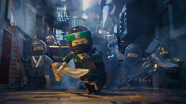2D THE LEGO NINJAGO MOVIE   Alamo Drafthouse Cinema