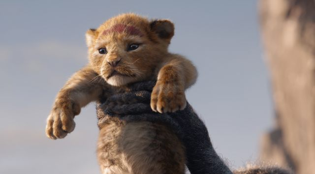 Still from Opening Night Fan Event: THE LION KING (2019)