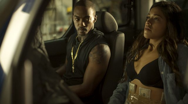 Still from MISS BALA
