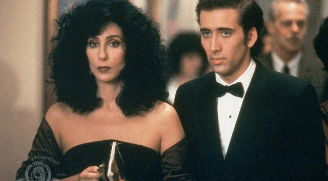 Still from MOONSTRUCK Valentine's Feast