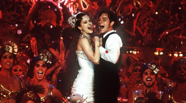 Still from Alamo Encore: MOULIN ROUGE! Movie Party