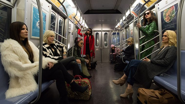 Image result for ocean's 8 pictures