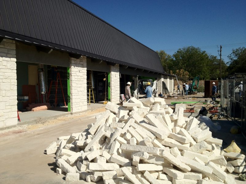 The Alamo Village Remodel is Well On Its Way! | National News