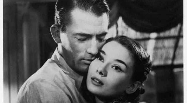 Still from ROMAN HOLIDAY