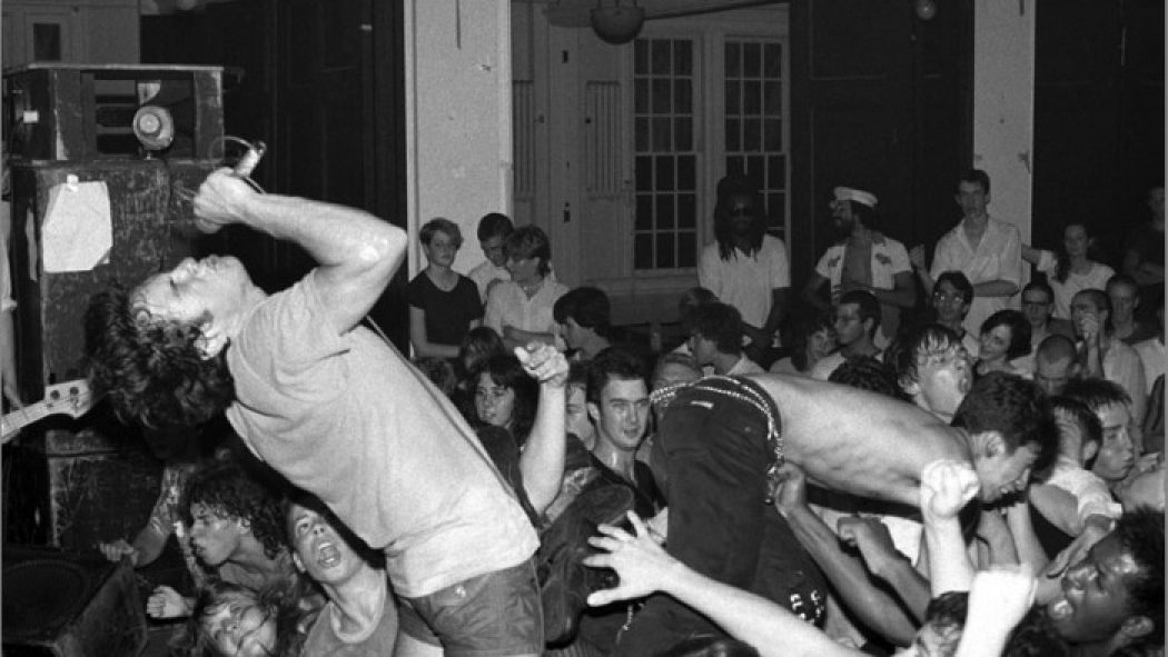 SALAD DAYS: THE DC PUNK REVOLUTION | Alamo Drafthouse Cinema
