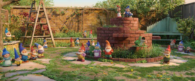 Win A SHERLOCK GNOMES $500 Garden Makeover! - Win A SHERLOCK GNOMES $500 Garden Makeover! National News Alamo
