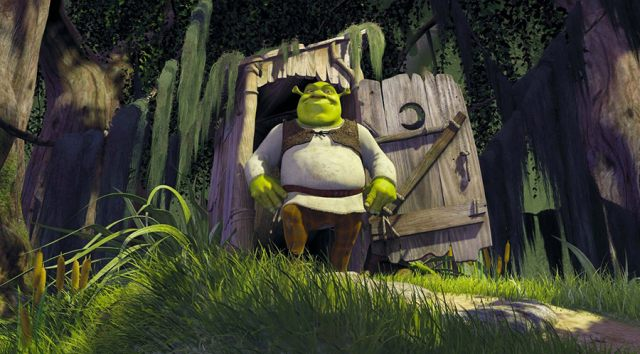 Still from Kids Camp: SHREK