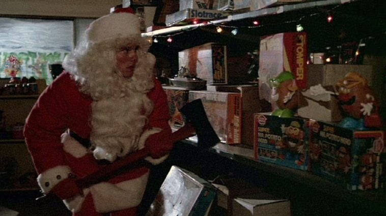 Image result for silent night, deadly night 1984
