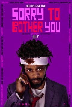 Sorry To Bother You With Patton Oswalt Live Alamo Drafthouse Cinema