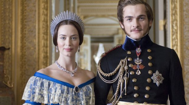Still from Afternoon Tea: THE YOUNG VICTORIA