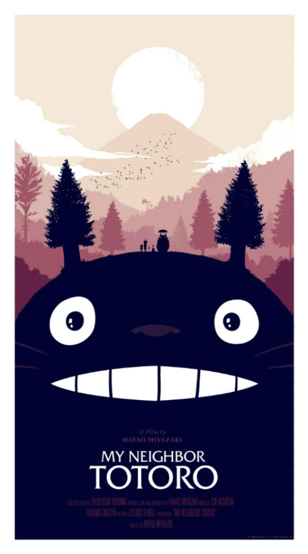 Mondo Reveals The First Poster In Its Studio Ghibli Series  MY ... b5b362b7a8